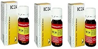 3 x Dr. Reckeweg-Germany Biochemic Combination Tablet BC-24.