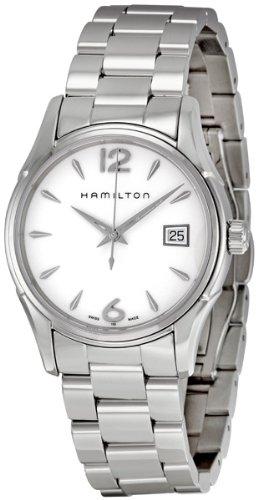 Hamilton Reloj Analogico para Mujer de Cuarzo con Correa en Plata H32351115