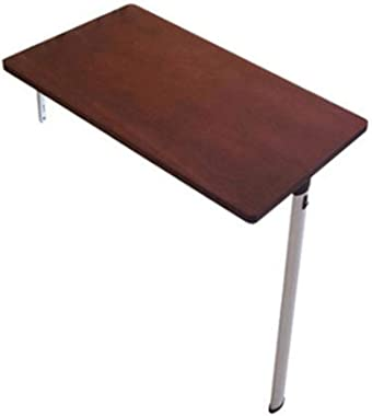 Home& Simple Furniture/Folding Wall-Mounted Drop-Leaf Table, Computer Desk Children Table Desk, Kitchen Dining Table, (Size :