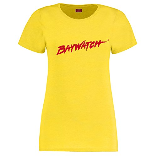 Baywatch Classic Crew Neck - Camiseta para mujer