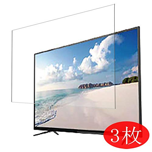 【3 Pack】 Synvy Screen Protector for Joyeux JOY-32TVSUMO1-W 32' TV TPU Flexible HD Film Protective Protectors [Not Tempered Glass]