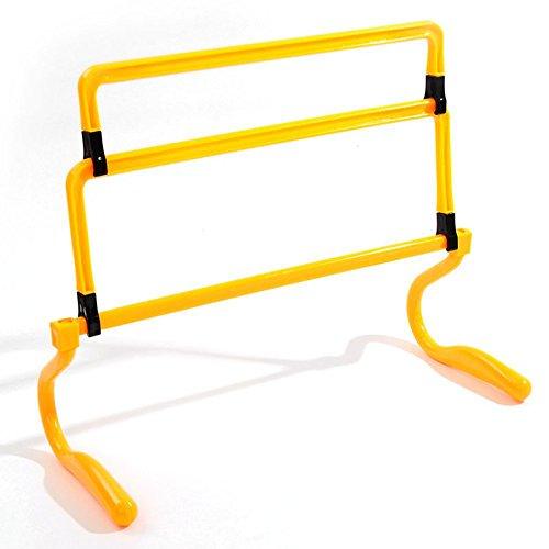 Forfar Mini obstáculo Entrenamiento de fútbol extraíble Deportes Herramienta Mini Correr salto sensible Soccer Agilidad equipo útil