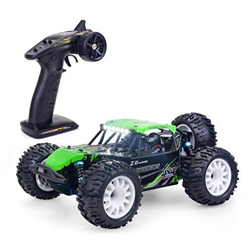 Draulic RC Truck High Speed Fast Racing - Elektroautospielzeug für ZD Racing 4WD Desert Truck im Maßstab 1:16