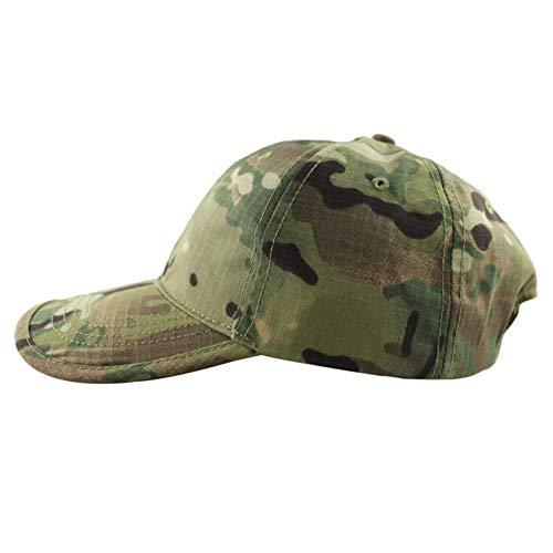 Camo//Black Einheitsgr/ö/ße MTN OPS Unisex-Erwachsene Combat Cap M/ütze