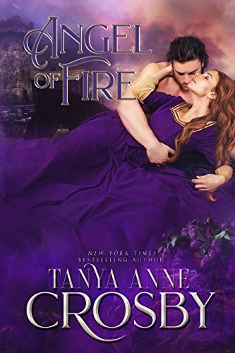Angel of Fire: A Medieval Romance (Medieval Heroes Book 1) (English Edition)