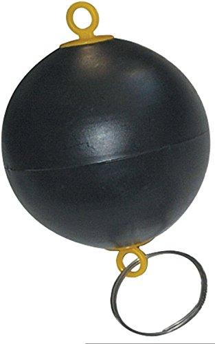 Metabo Schwimmkugel ø 150 mm (zum Saugen aus Zisternen, Teich; Kugel Kunststoff, Schwimmerkugel mit 2 Ösen, Montage am Ansaugfilter) 0903061367