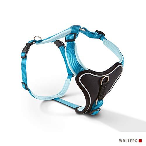 Wolters | Geschirr Professional Comfort in Aqua/Azur | Brustumfang 70 - 85 cm