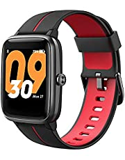 TicKasa Vibrant Fitness Smartwatch for Men Women