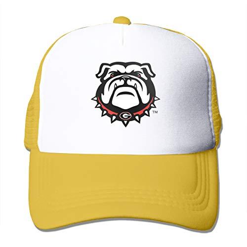 georgia bulldog flat bill hat - 7