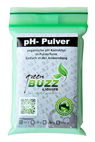 Green Buzz Liquids PH- Pulver 100g