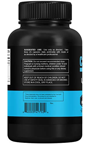 41A4VVTIDDL - RichBlends Multi Collagen Peptides (Types I, II, III, V, X) - Collagen Pills - Anti-Aging, Hair, Skin, Nails, and Joint Support (90 Capsules)