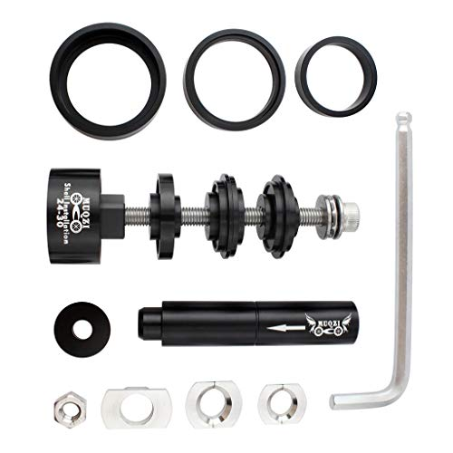Toygogo Montaje y Desmontaje Kit de Herramientas de Bicicleta para Press Fit Bike BB Instalar y Quitar Cojinete 6805 6806 / Press-Fit BB R92 / T86 / R30 - Nivel de Entrada