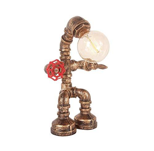 'N/A' Lámpara De Escritorio Creativa Retro, Luz De Estilo Industrial, Usado En Bares, Pub, Cafés Y Restaurantes, Lámparas De Noche Caseras, E27