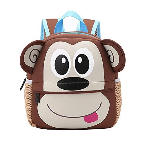 TYXL Cartella Scuola, Borse per bambini Nuovo zaino Kawaii Cartoon Kindergarten Cute Dinosaurs for Maumldchen Boys Baby Small School Bag Schoolbag (Colore: 10)