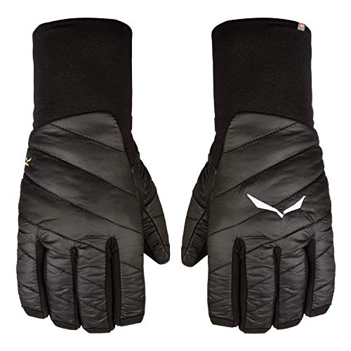 Salewa ORTLES 2 PRL Gloves Handschuhe, Black Out, M