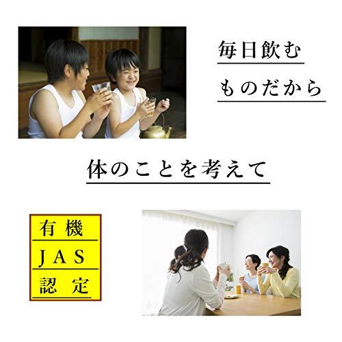 オーガニックお茶粉末茶有機JAS認定駒井園鹿児島産べにふうき粉末緑茶60g国産有機茶メチル化カテキン含有