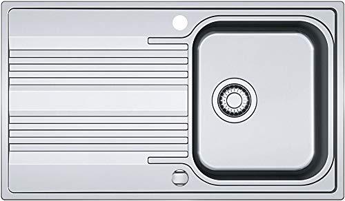 FRANKE SMART SRX 611 Spüle Edelstahl reversibel 11038