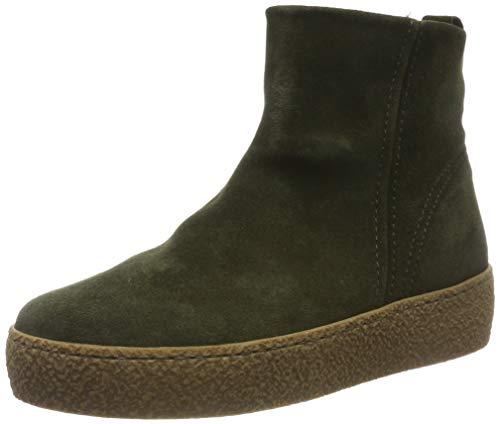 Gabor Shoes Damen Comfort Basic Stiefeletten, Grün (Bottle (Micro) 34), 39 EU