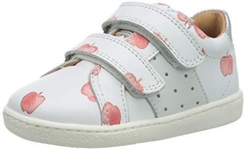 Bisgaard Damen Kadi Sneaker, Weiß (Apple 1113), 36 EU
