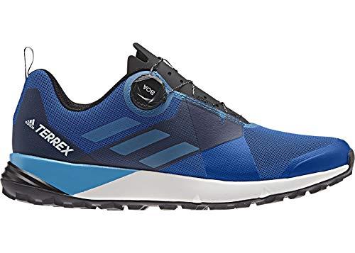 adidas Herren Terrex Two BOA Fitnessschuhe, Mehrfarbig (Belazu/Ciasho/Negbás 000), 45 1/3 EU