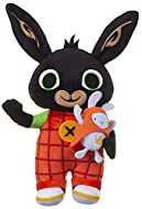 Light Up Talking Bing Soft Toy with Hoppity, 36cm