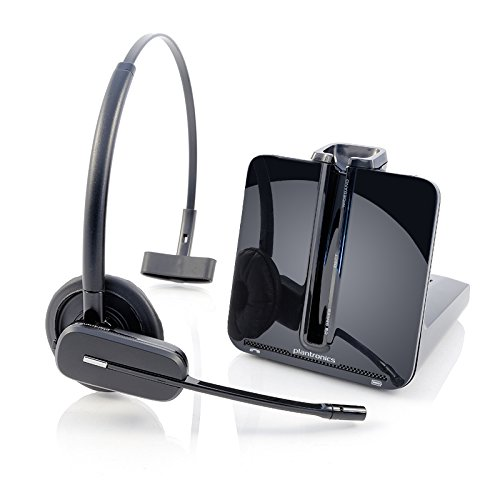 Plantronics CS540 Kabelloses Headset (Refurbished zertifiziert)
