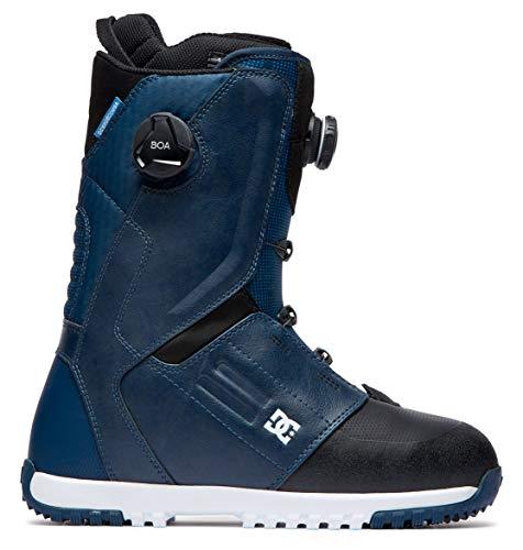 DC Control Dual BOA Snowboard Boots Dark Blue 10 D (M)