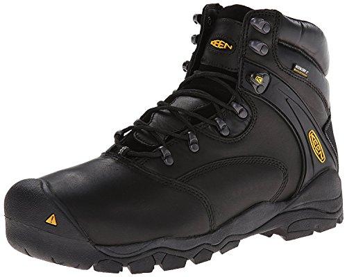 KEEN Utility Men's Louisville 6' Steel Toe Waterproof Work Boot