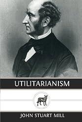 Book cover: Utilitarianism by John Stuart Mill