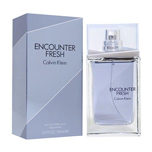 Calvin Klein Encounter Fresh EDT Spray 100 ml, 1er Pack (1 x 0.1 l)