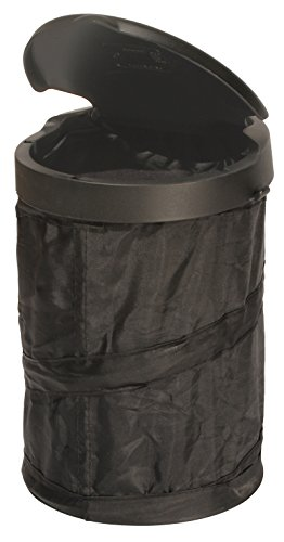 Rubbermaid Automotive Pop Up Trash Can with Flip Top Lid: Hanging Car Garbage Bin/Waste Basket...