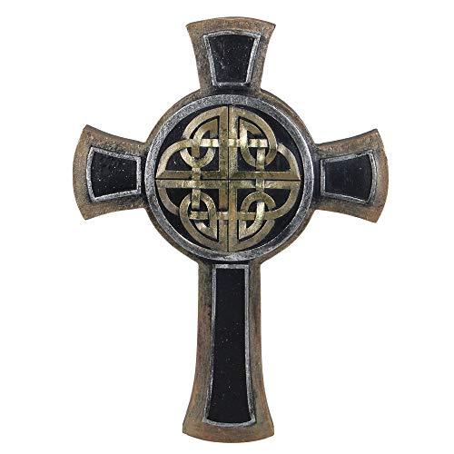 Roman 9.25' Single Celtic Knot Designed Religious Wall Cross