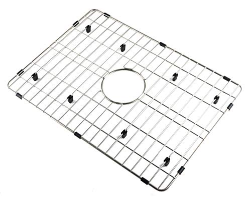 ALFI brand ABGR24 Grid, Brushed Stainless Steel