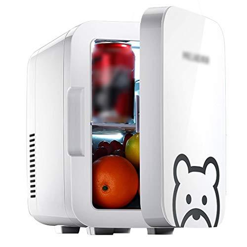 ZYCSKTL Voiture Réfrigérateur Mini Congélateur Portable Et Silencieux pour Le Refroidissement Et Le Chauffage, Réfrigérateur De Voiture De Grande Capacité 6L pour Voitures Ménagères