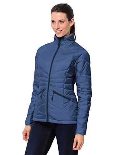 Jack Wolfskin Damen Argon Jacket W Wetterschutzjacke, Porcelain Blue, XS