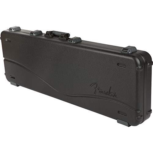 Fender® »Deluxe Molded Case - Electric Bass« Custodia ABS Per Basso Elettrico - Colore: Nero