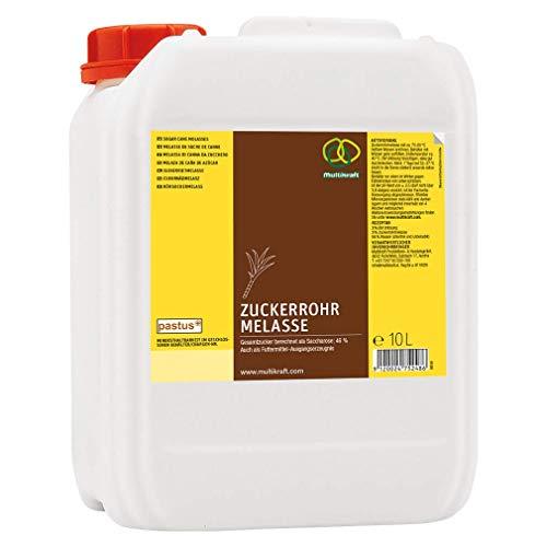 Multikraft Melaza de caña de azúcar, 10 litros.