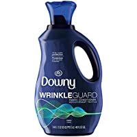 2-Pack Downy Wrinkleguard Liquid Fabric Softener & Conditioner, 48 Fl Oz