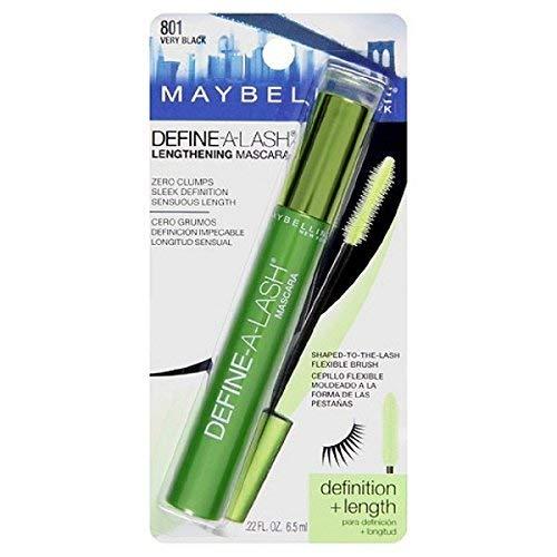 Gemey Maybelline A Lash Very Black Mascara Definiert