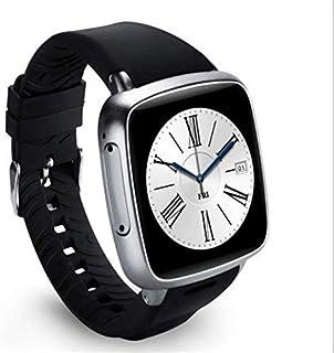 XYCSM Fitness Tracker Z01 Android Smart Watch/Posicionamiento Gps Smart Watch Android Android 5.1 Sistema Operativo Sport Fitness Tracker Bluetooth/Plata