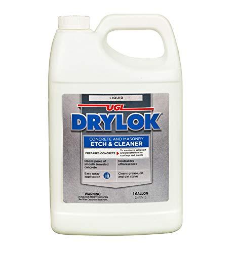 DryLok Clear Concrete Etch Cleaner 1 gal.