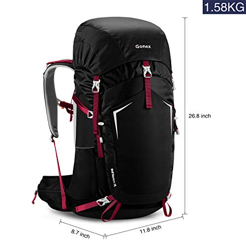 Hiking-Backpack-With-Back-Support
