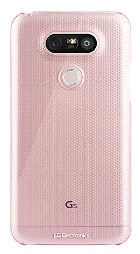 Snap on Case Handyschutzhülle für LG G5 Pink