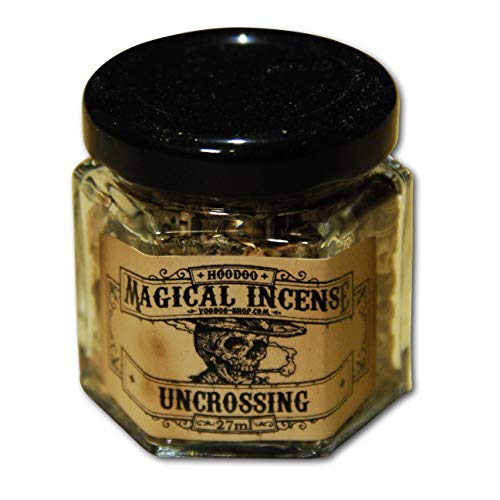 Hoodoo Räucherwerk Uncrossing | Conjure Incense zur Brechung eines Fluchs | Voodoo Ritual