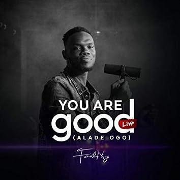 You Are Good (Alade Ogo) [Live]