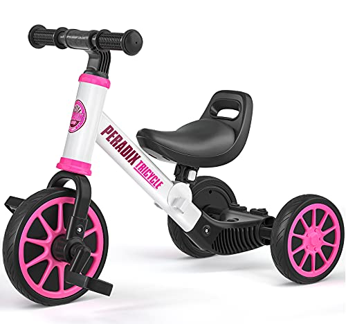 Peradix 3 in 1 Kids Tricycles for 12-48 Months...