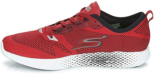 SKECHERS GO MEB Razor 2 Deportivas Hombres Rojo - 41 - Fitness/Training