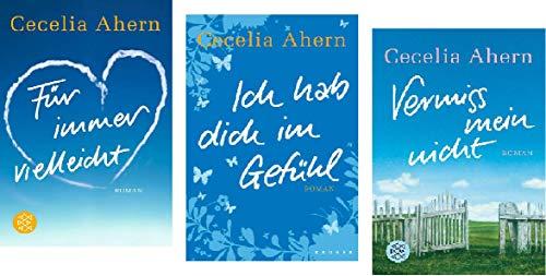 NN. Cecelia Ahern Trilogie Band 1-3
