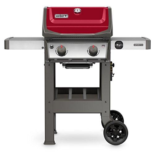 Weber 44010001 Spirit II E-210 2-Burner Propane Grill