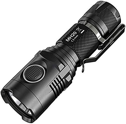 Nitecore Taschenlampe LED \'MH20\', schwarz, One Size, 127034
